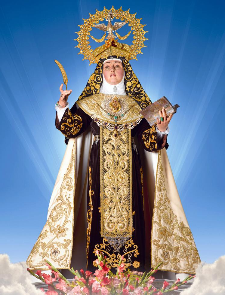 """<a href=""""https://www.iglesiapalmariana.org/santa-teresa-de-jesus-coronada/"""" title=""""Santa Teresa de Jesús Coronada"""">Santa Teresa de Jesús Coronada<br><br>Vedi altro</a>"""